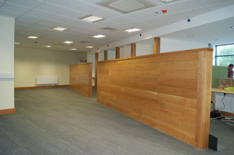 OPW Office Fitout