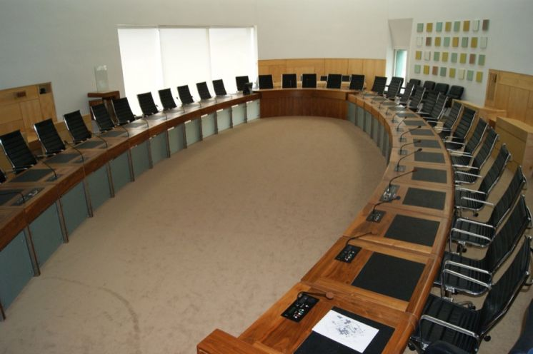 HSE HQ West Boardroom